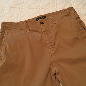 American Eagle tan pants